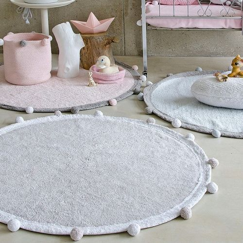 Alfombra Bubbly Gris Lorena Canals