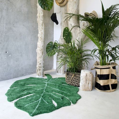 Alfombra Monstera Leaf Lorena Canals