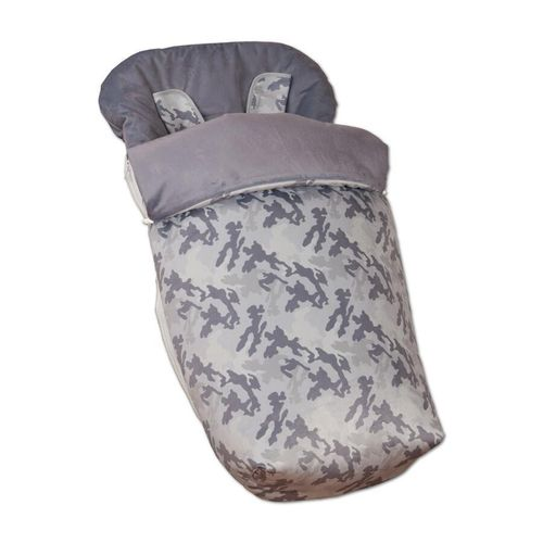 Saco de Silla con Manoplas Little Warrior Babyline