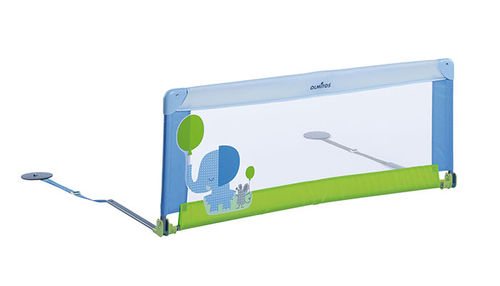 Barrera Cama Plegable 130 Cm Friend Blue Olmitos