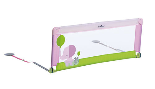 Barrera Cama Plegable 130 Cm Friend Pink Olmitos