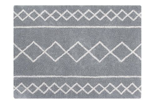 Alfombra Lavable Oasis Natural - Grey Lorena Canals