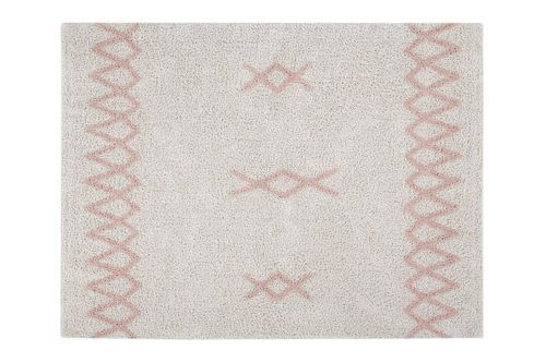 Alfombra Lavable Atlas Natural - Vintage Nude Lorena Canals