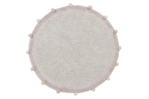 Alfombra Lavable Bubbly Natural - Vintage Nude Lorena Canals