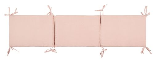Protector De Punto Estampado Con Fuelle Dream Salmon BimbiCasual